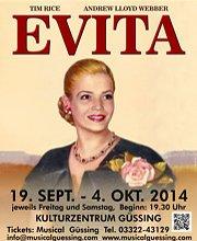 Evita 2014